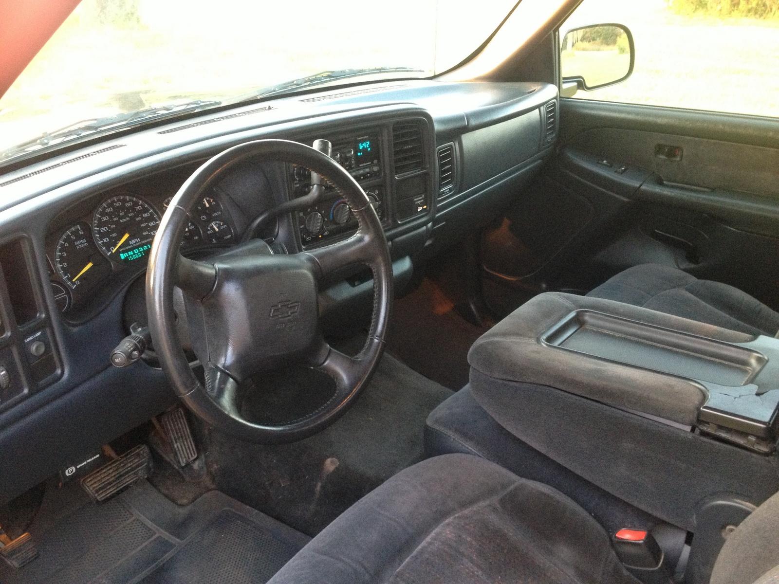 2000 Chevrolet Silverado Parts Autos Post