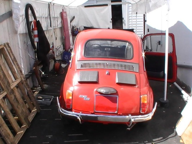 Picture of 1973 Fiat 500