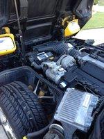 Picture of 1994 Chevrolet Corvette Coupe, engine