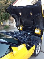 1994 Chevrolet Corvette Coupe, Picture of 1994 Chevrolet Corvette Base, engine