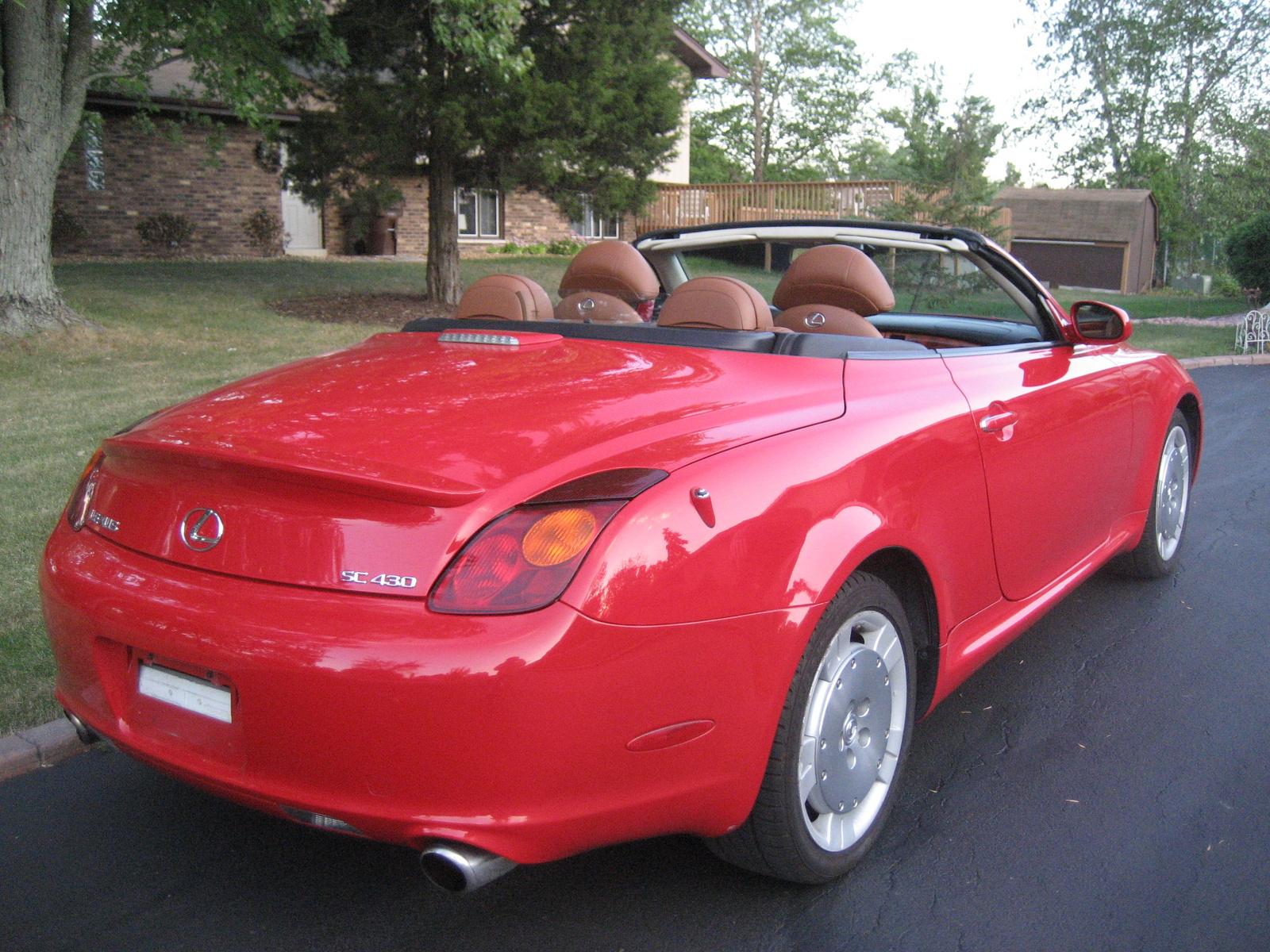 Chevrolet Dealers In Sc >> 2003 Lexus SC 430 - Pictures - CarGurus
