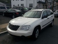 Picture of 2008 Chrysler Pacifica LX, exterior