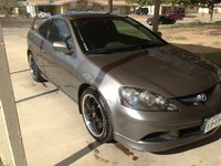 2006 Acura RSX Hatchback, Spoiler, rims, Falkon tires, satellite radio cosmetic  upgrades., exterior