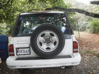 Picture of 1996 Geo Tracker 4 Dr LSi 4WD SUV, exterior