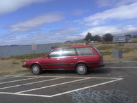 Picture of 1992 Subaru Loyale 4 Dr STD 4WD Wagon, exterior