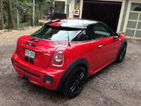 Picture of 2012 MINI Cooper Coupe John Cooper Works, exterior