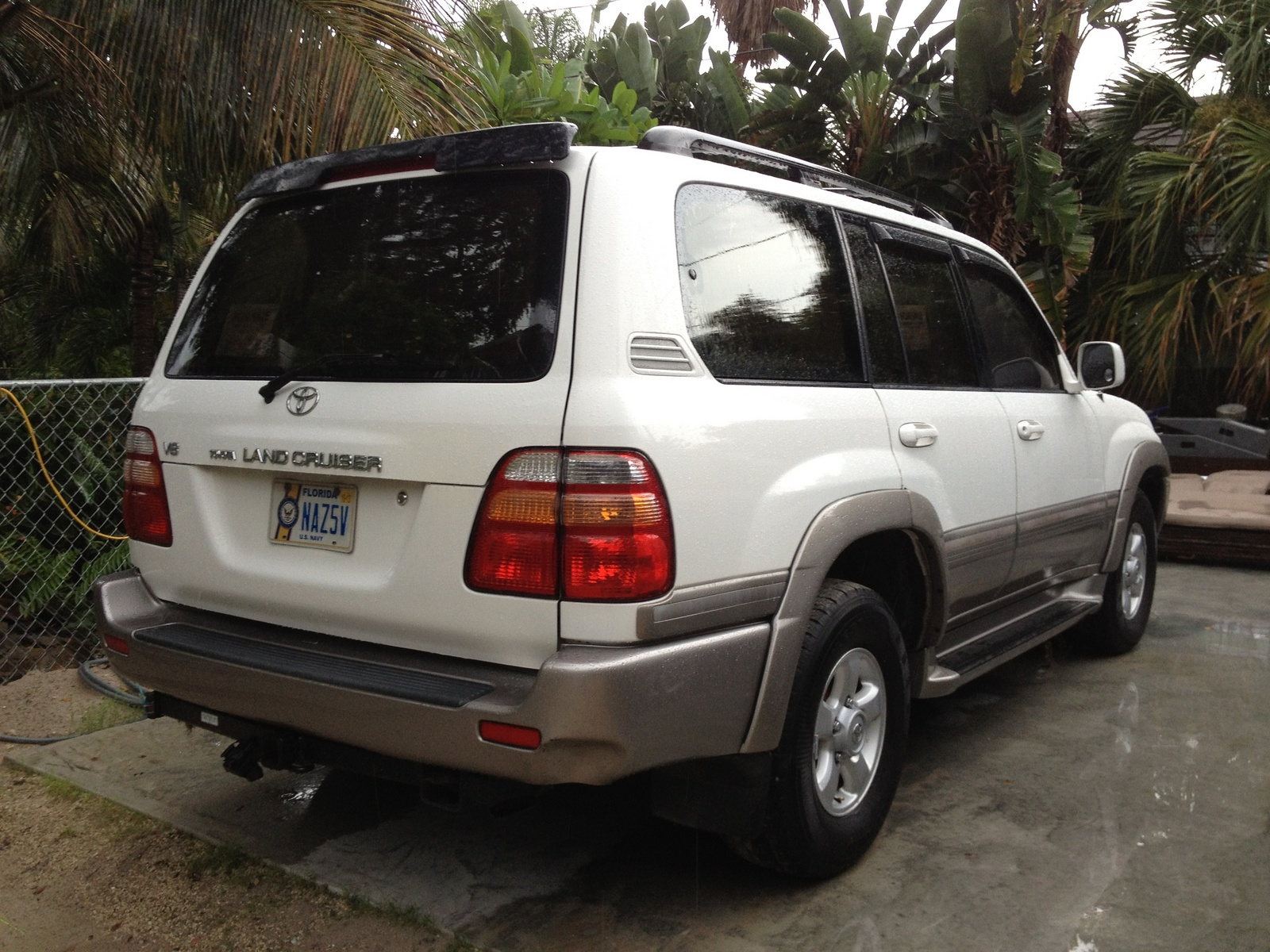 2000 Toyota Land Cruiser Pictures Cargurus
