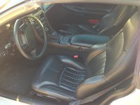 Picture of 1998 Chevrolet Corvette Coupe, interior
