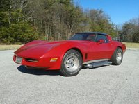 "1981 Chevrolet Corvette, Taken on Foothills Parkway near Townsend, TN in route to U.S. 129 aka ""the dragon"", exterior"