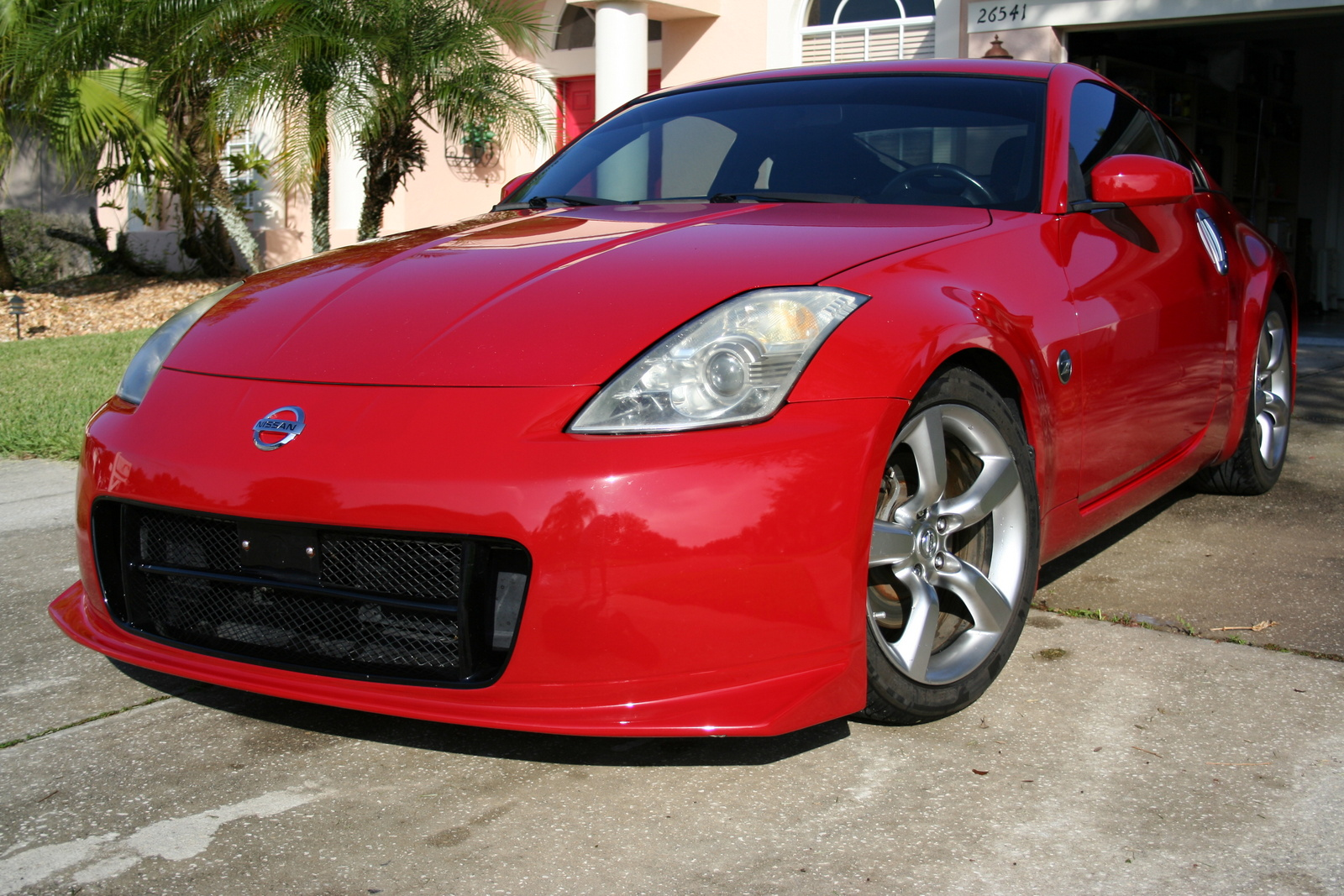 Nissan 350 z pictures 2005 Nissan 350Z Reviews and Rating Motor Trend