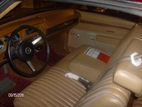 Picture of 1974 Pontiac Le Mans, interior