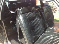 1981 Cadillac DeVille Base Sedan picture, interior