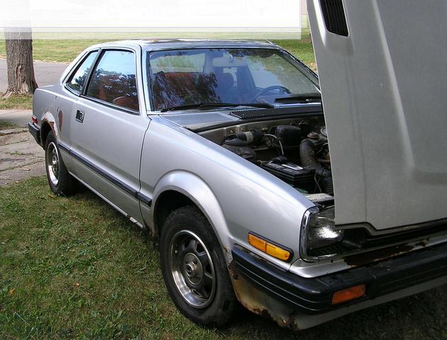Picture of 1979 Honda Prelude