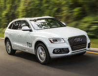 2014 Audi Q5, Front-quarter view, exterior, manufacturer, gallery_worthy