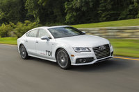 2014 Audi A7 Picture Gallery
