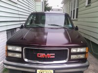 1997 GMC Suburban Overview