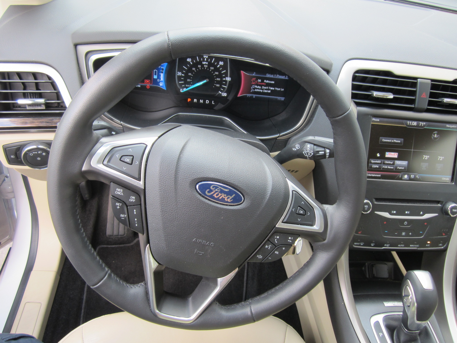 2013 Ford Fusion Interior Pictures Cargurus
