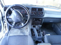Picture of 2001 Nissan Frontier 4 Dr XE Crew Cab SB, interior