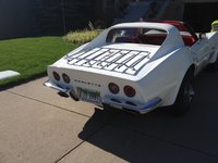 Picture of 1971 Chevrolet Corvette Coupe, exterior