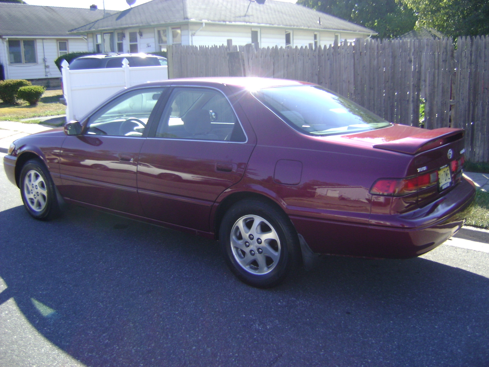 picture of 1998 toyota camry xle v6 exterior. Black Bedroom Furniture Sets. Home Design Ideas