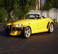 1997 Plymouth Prowler Overview