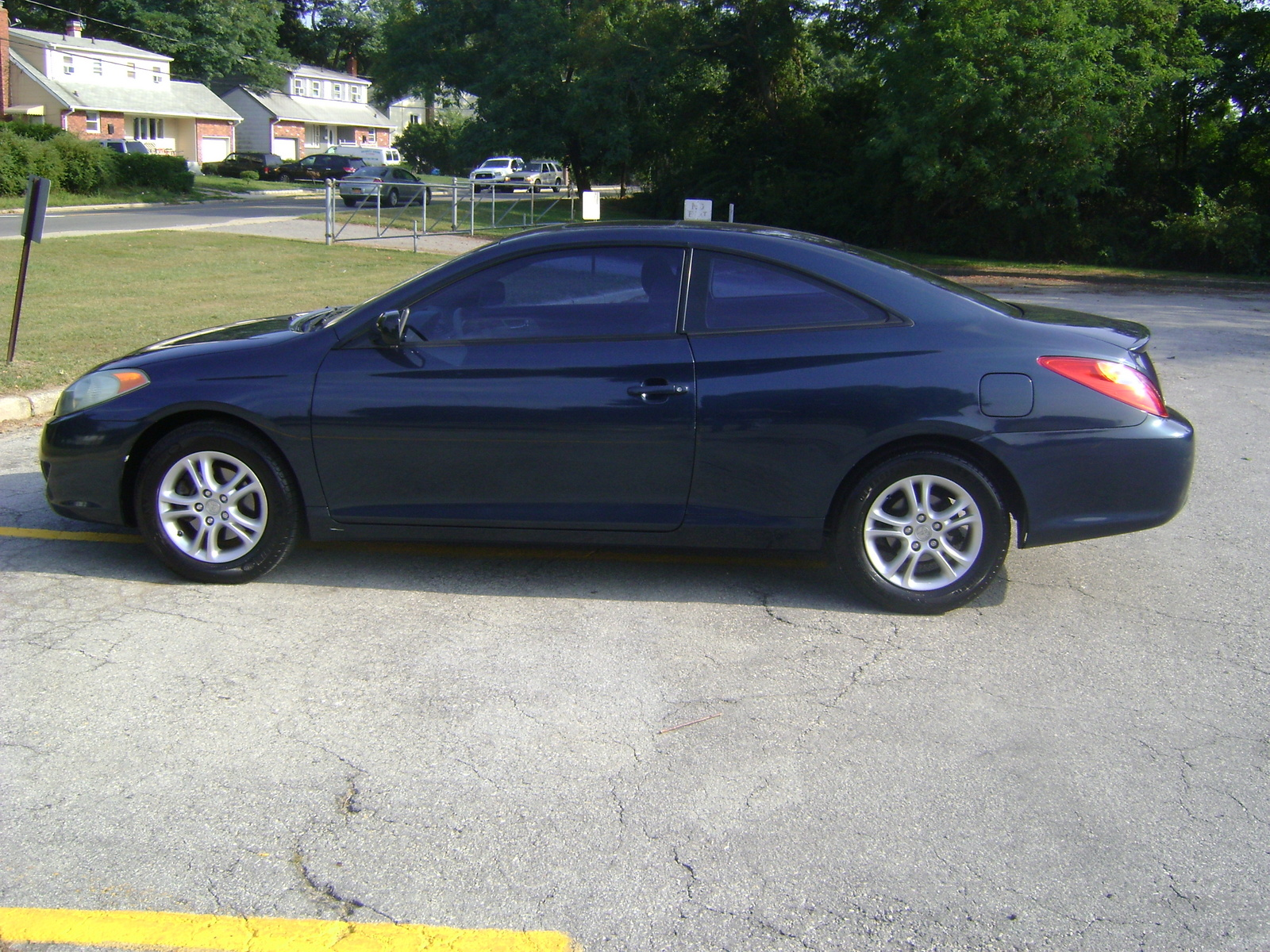 picture of 2004 toyota camry solara sle exterior. Black Bedroom Furniture Sets. Home Design Ideas