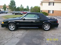 1990 Ford Mustang GT Convertible picture, exterior