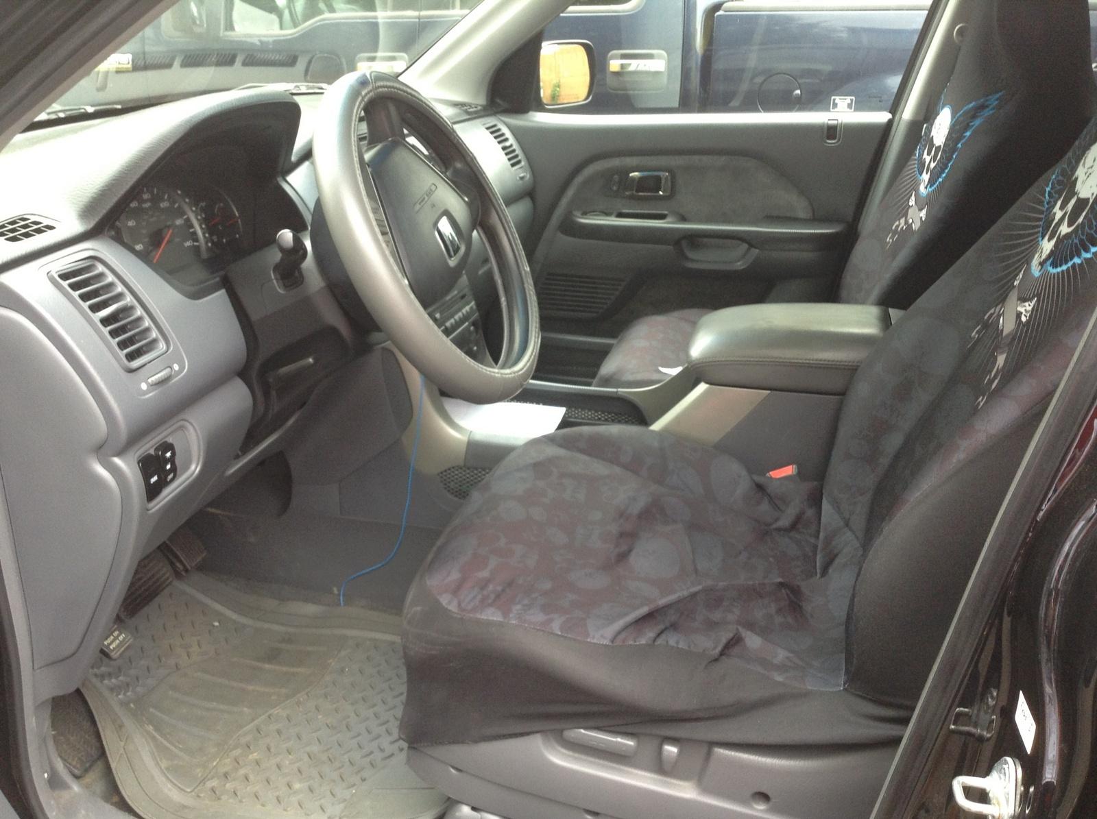 2004 Honda Civic Hybrid >> 2005 Honda Pilot - Interior Pictures - CarGurus