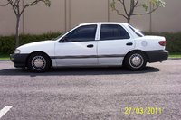 Picture of 1996 Kia Sephia RS, exterior