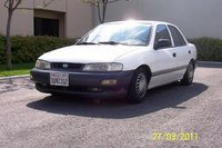 Picture of 1996 Kia Sephia 4 Dr RS Sedan, exterior