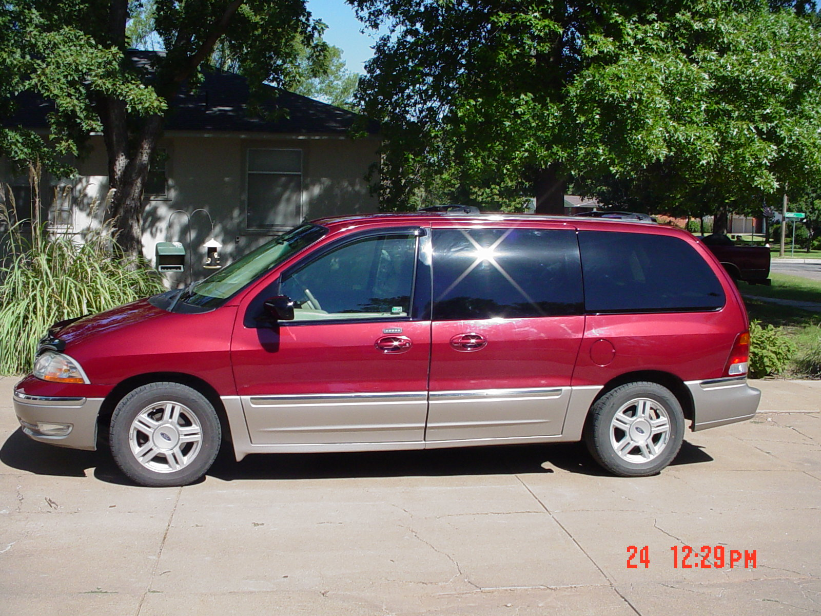 C1198 Ford Windstar 2002 Html Autos Post