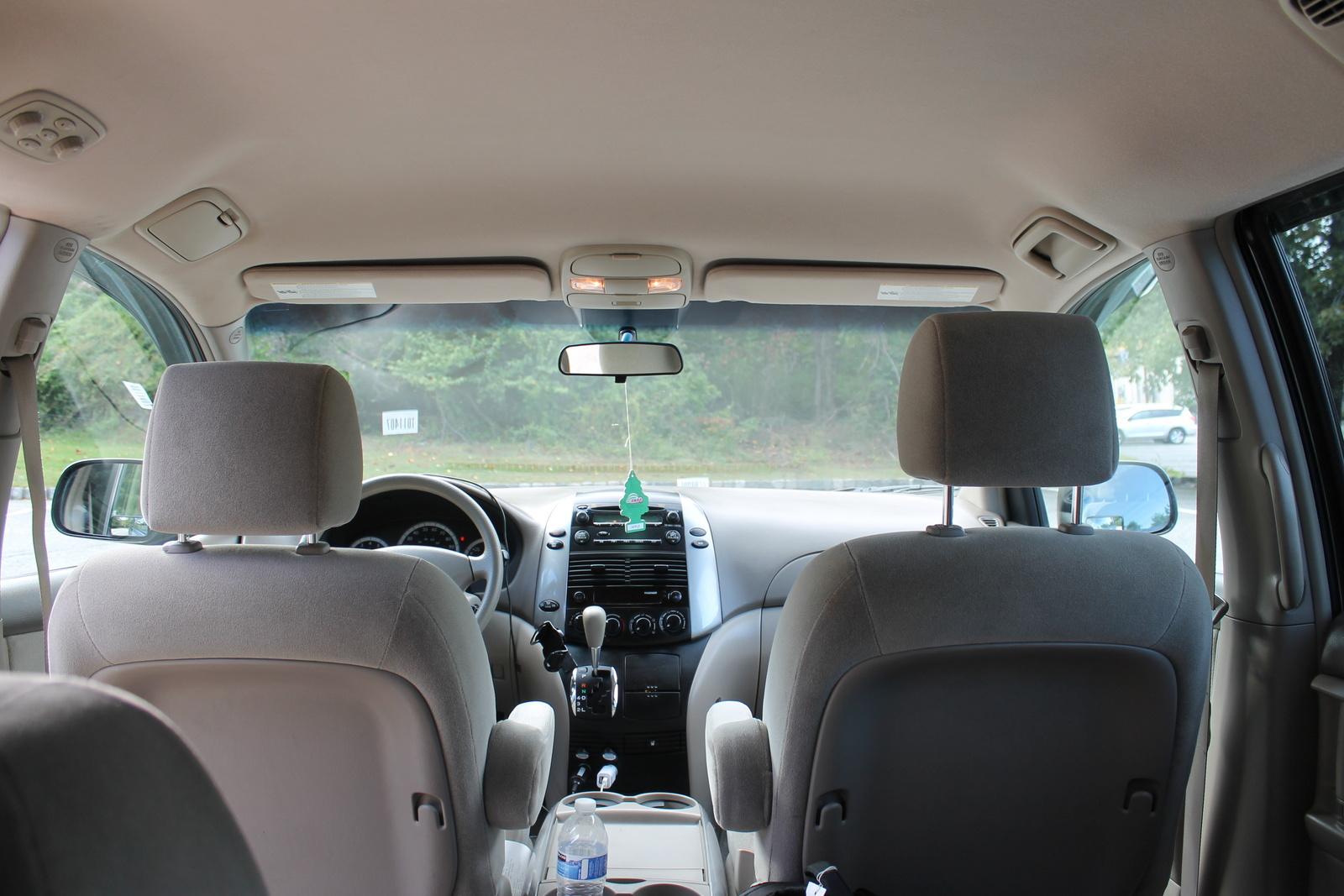 2007 Toyota Sienna Interior Pictures Cargurus