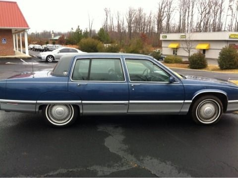 1993 Cadillac Sixty Special - Pictures - CarGurus