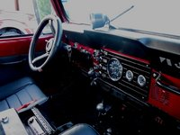 Picture of 1980 Jeep CJ7, interior