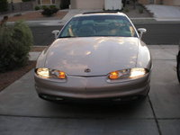 Picture of 1999 Oldsmobile Aurora 4 Dr STD Sedan, exterior, gallery_worthy