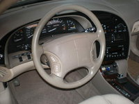 Picture of 1999 Oldsmobile Aurora 4 Dr STD Sedan, interior, gallery_worthy