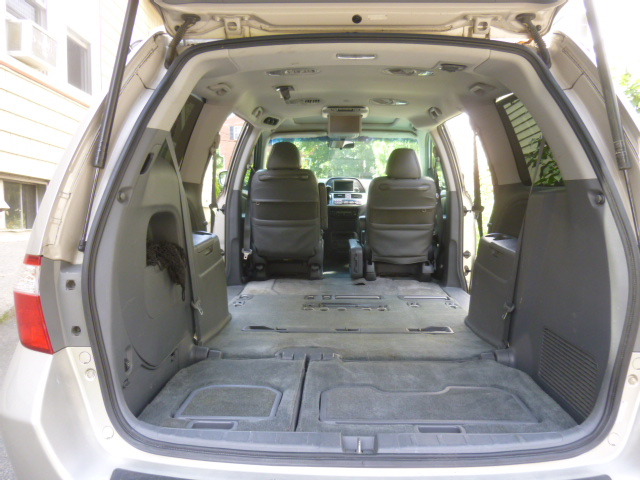 2006 honda odyssey interior pictures cargurus. Black Bedroom Furniture Sets. Home Design Ideas