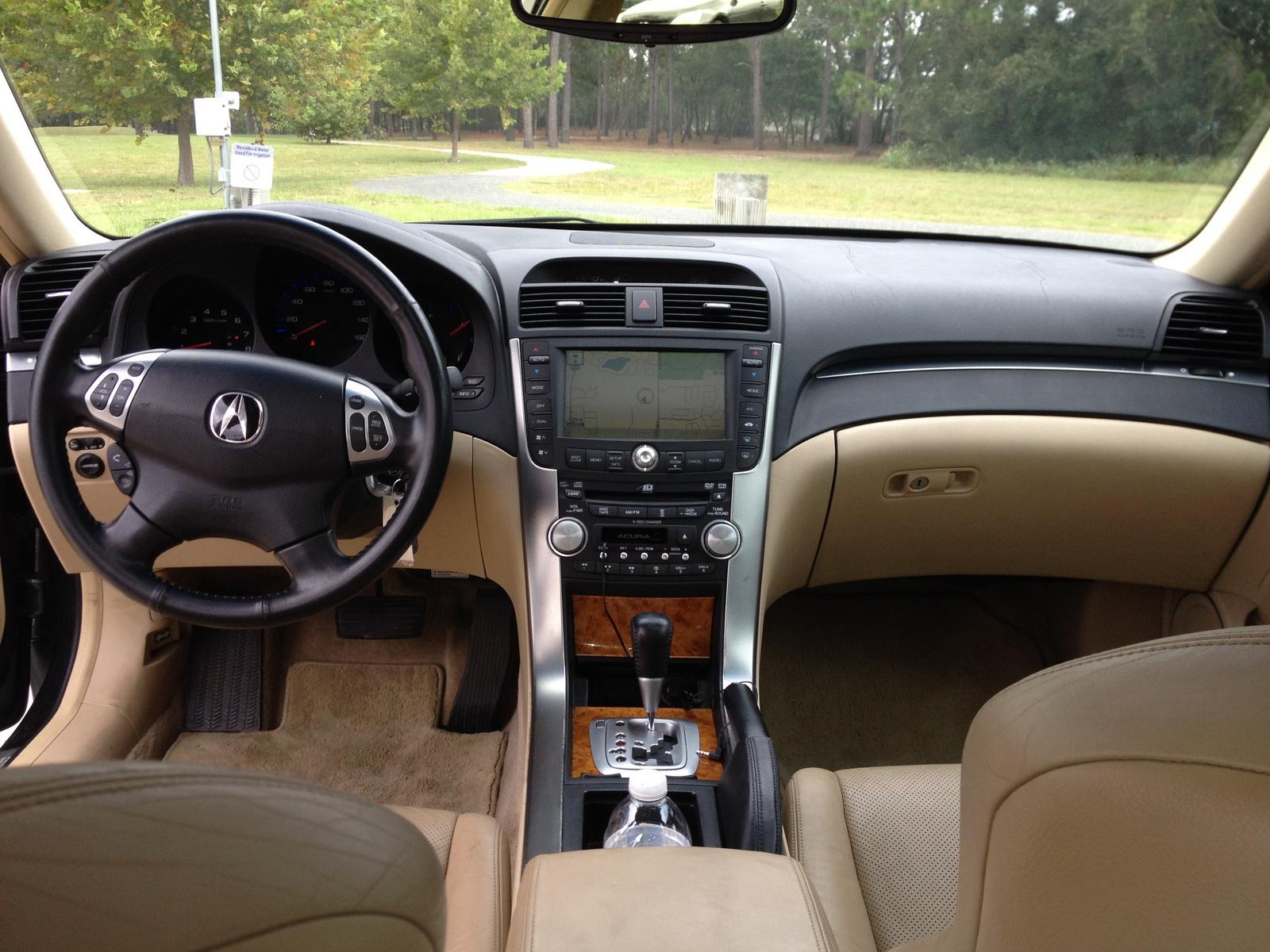 2004 Acura Tl Interior Pictures Cargurus