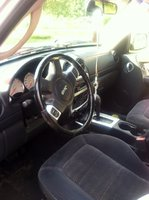 Picture of 2002 Jeep Liberty Limited 4WD, interior