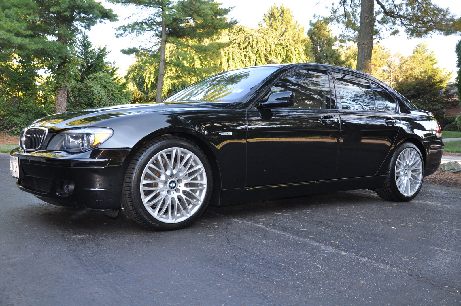 2008 BMW 7 Series - Pictures - CarGurus