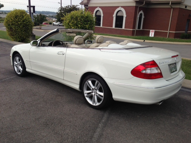 Picture of 2007 mercedes benz clk class clk350 convertible for 2007 mercedes benz clk