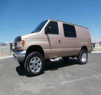 Picture of 1998 Ford E-350 XL Club Wagon Passenger Van Extended, exterior