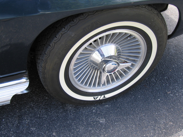Picture of 1966 Chevrolet Corvette Coupe, exterior, gallery_worthy