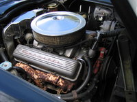 Picture of 1966 Chevrolet Corvette Sting Ray Fastback Coupe RWD, engine, gallery_worthy