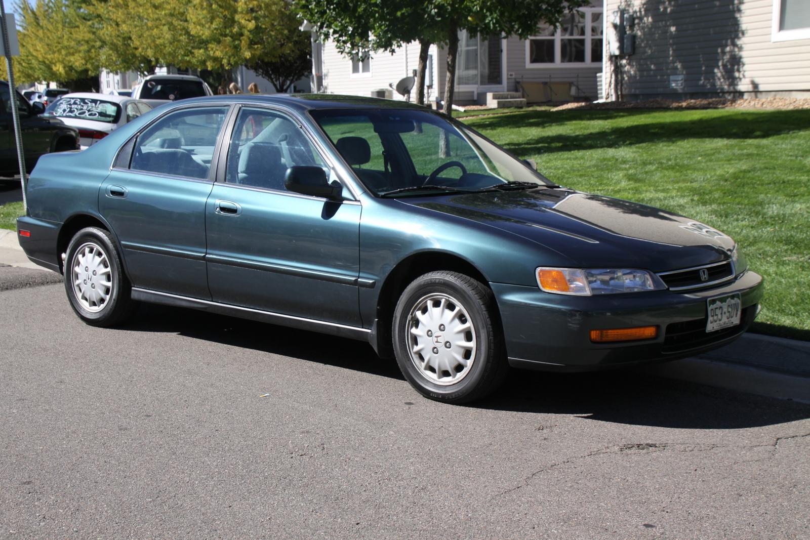 1996 Honda Accord - Pictures - CarGurus