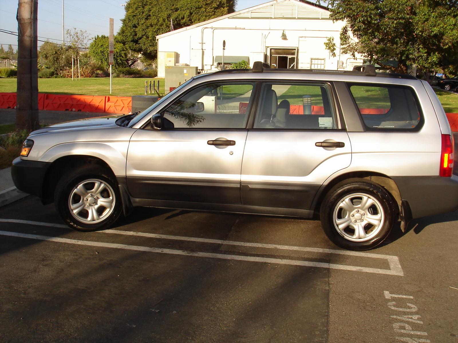 2005 Subaru Forester Pictures Cargurus