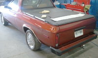 Picture of 1984 Dodge Rampage, exterior