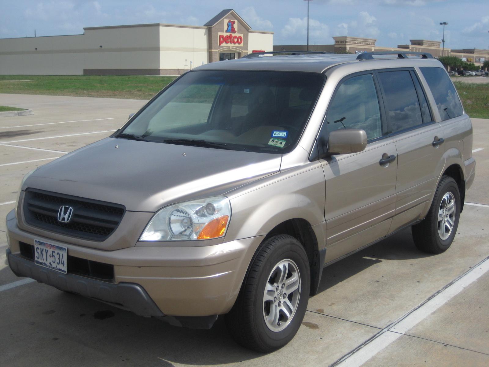 2004 Honda Element Accessories