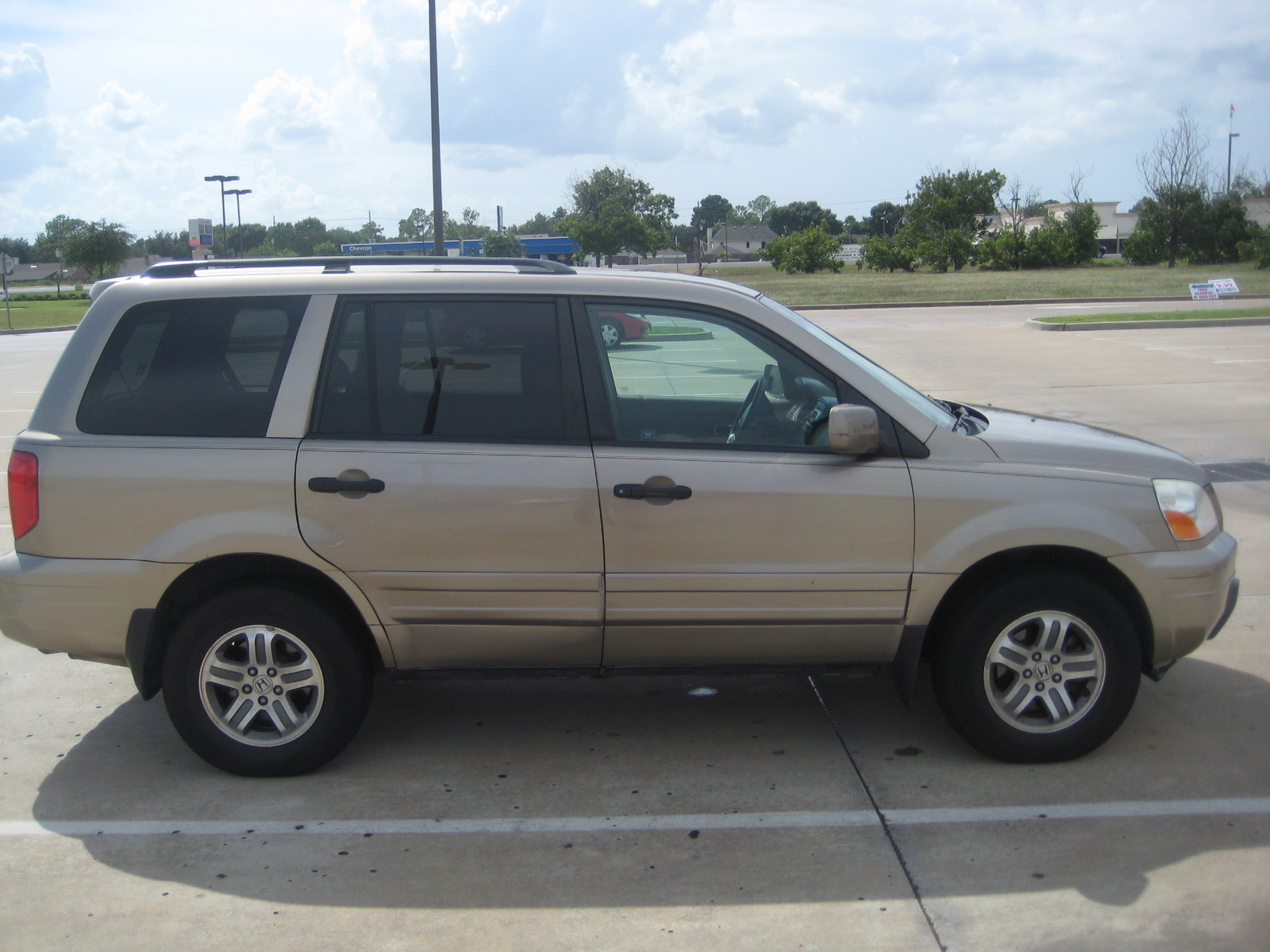 picture of 2004 honda pilot ex awd exterior. Black Bedroom Furniture Sets. Home Design Ideas