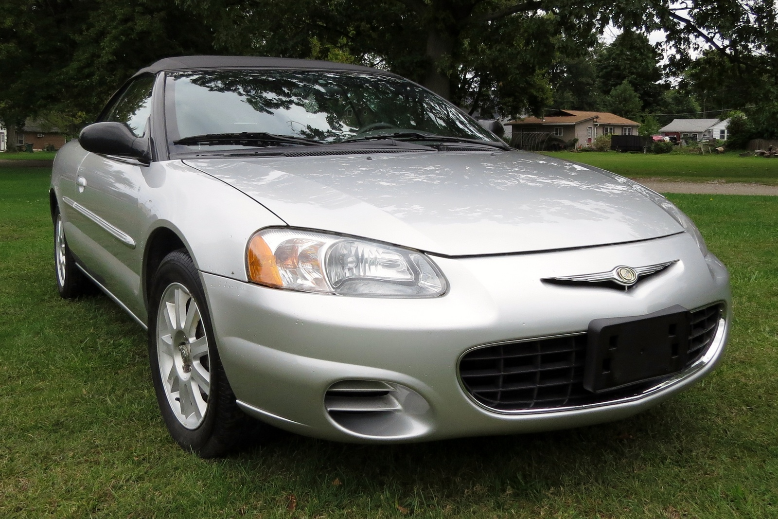 picture of 2002 chrysler sebring gtc convertible exterior. Cars Review. Best American Auto & Cars Review